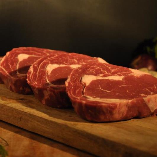Runder Rib Eye Steak