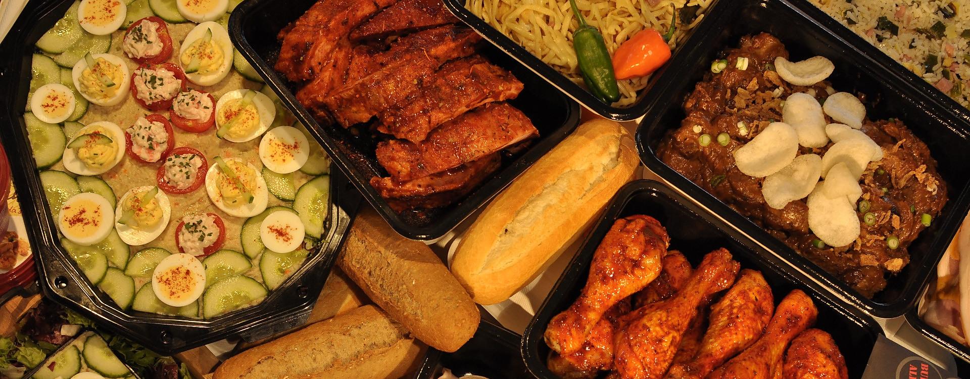 buffet Made